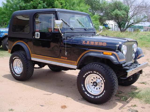 Austin Jeeps